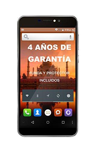 Intex Aqua Prime - Smartphone libre Android (3G, 5.5
