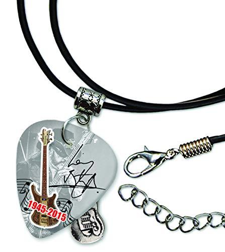 Lemmy Motorhead Gitarren-Pick Cord Kette Concert Festival Wear SH Range