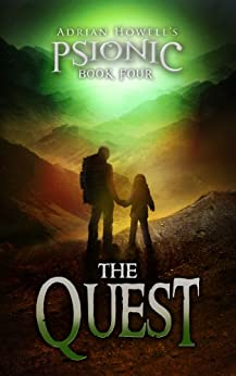 [Adrian Howell, Ayako Yamaguchi, Ray Ormandy]のThe Quest (Psionic Pentalogy Book 4) (English Edition)