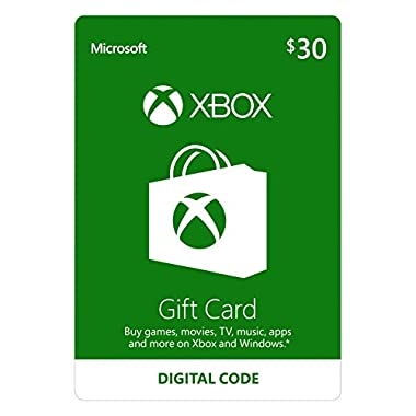 $30 Xbox Gift Card - [Digital Code]