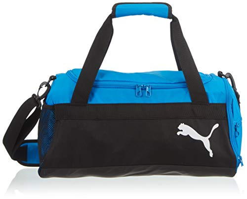 PUMA teamGOAL 23 Teambag S Bolsa Deporte, Unisex-Adult, Electric Blue Lemonade Black, OSFA