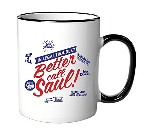 Tazza Better Call Saul per i fan della Serie/DVD - Breaking Bad