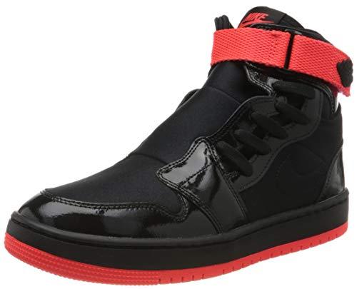 Jordan Av4052-006, Zapatillas para Mujer, Negro, 40 EU