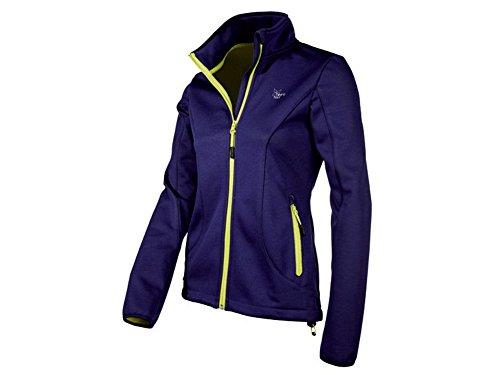 Crivit Outdoor Damen Softshell Jacke Softshelljacke Größe wählbar (S 36/38)