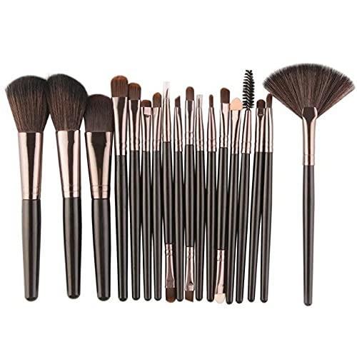 05 Eyeshadow Makeup Brush Set Soft Beauty Tools Makeup Tools Accessories Makeup Brushes Tools 18 Pcs Professional Kabuki Powder