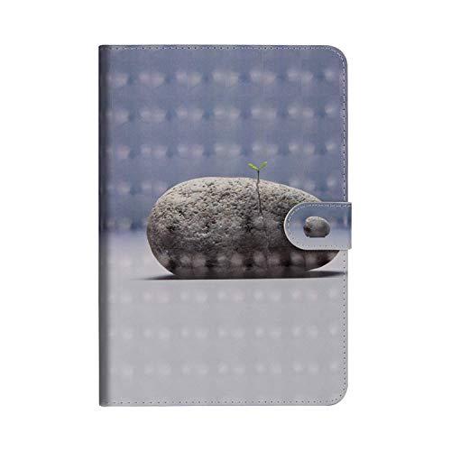 QPOLLY - Funda de piel sintética con tapa para Samsung Galaxy Tab S2 8.0 SM-T710/T715/T719, 2 Pierre