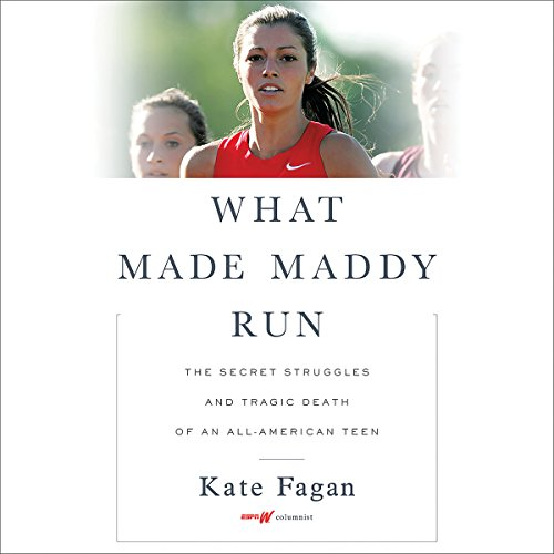 What Made Maddy Run cover art