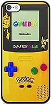 Coque pour Iphone 6 / 6s Pokemon go Team Pokedex Pikachu Manga Tortank Game Boy Color Salameche Noctali Valor Mystic Insti...