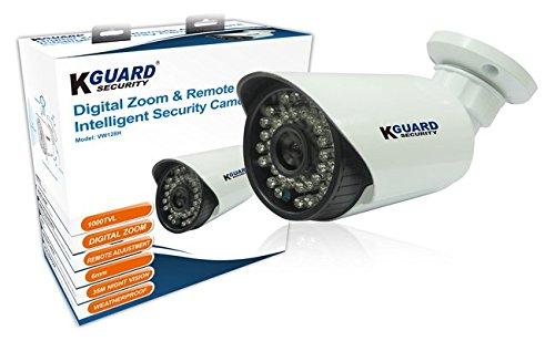 Cámara Web de Seguimiento de Movimiento de Seguridad Auto KGUARD