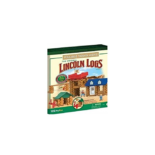 Prairie Town Mine Lincoln Logs