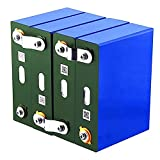 Batería Recargable Fosfato Hierro Y Litio 3.2V 90AH Grado A, Batería Ciclo Profundo Lifepo4, con Código QR Bote, Vehículo Recreativo, Carro Golf, Sistema Solar, UPS, Etc.