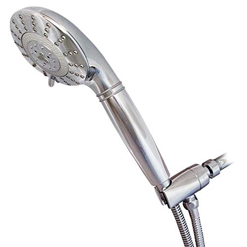 Sprite HE7-CM Hand Held Pure 7 Setting Shower Filter, Single Unit, Chrome