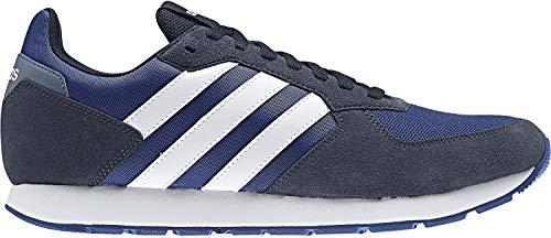 adidas 8k, Zapatillas de Gimnasia Hombre, Blanco (Collegiate Royal/FTWR White/Collegiate Navy), 40 2/3 EU