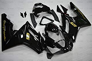 Fairing for Daytona 2006-2008 Motorcycle Fairing Daytona 06 07 Black Full Body Kits for 675 2007