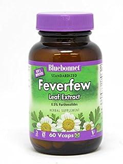 BLUEBONNET Nutrition STANDARDIZED Feverfew Leaf Extract