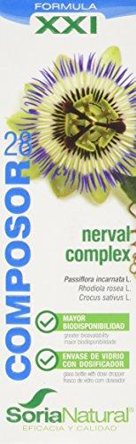 Soria Natural Composor 28 Nerval Complex - 50 mililitros