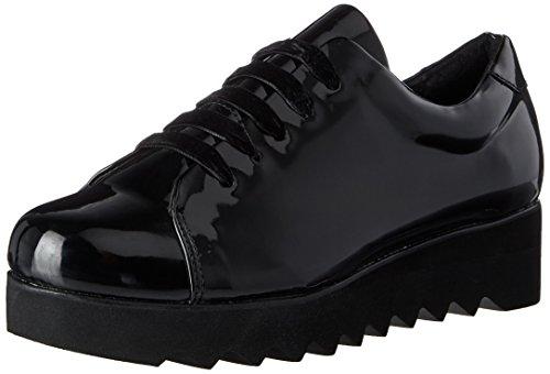 Gerry Weber Shoes Damen Udele 01 Slipper, Schwarz (Schwarz (100), 41 EU