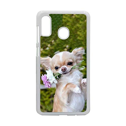 Cajas De Teléfono Abs Duros para Mujeres Bonito Compatible En Xiaomi Redmi Note8 Tener Chihuahua 2 Choose Design 36-1