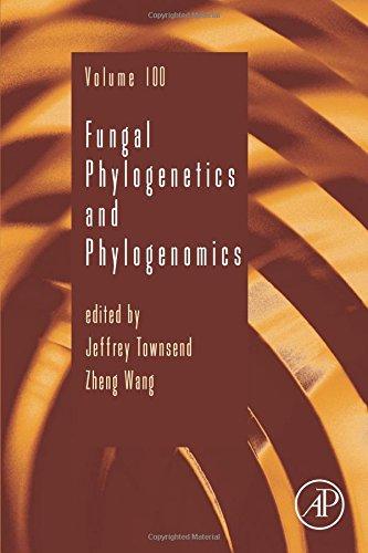 Fungal Phylogenetics and Phylogenomics (Volume 100) (Advances in Genetics, Volume 100, Band 100)