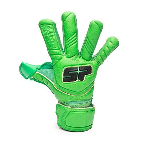 SP Fútbol Serendipity Neon Pro Niño, Guante de Portero, Green-Green, Talla 6