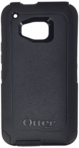 Otterbox Commuter sturzsichere Schutzhülle für HTC One M9, Schwarz