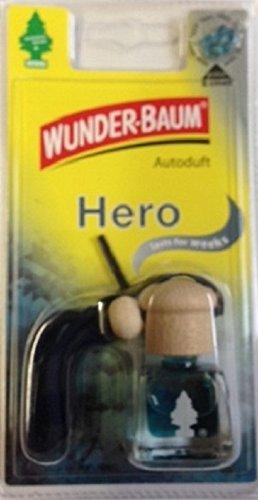Wunderbaum 461218 Duftflakon Hero