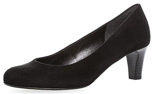 Gabor Zapatos de tacón para mujer 75.200.37, color Negro, talla 42 EU
