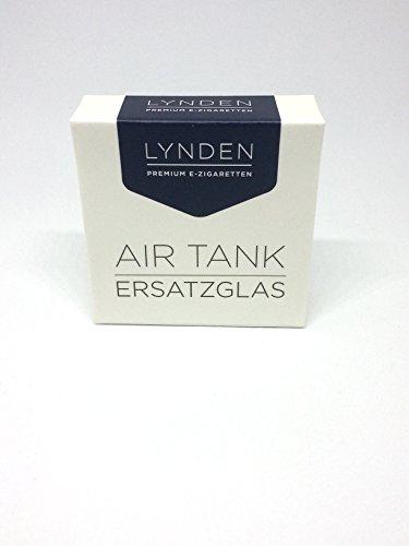 LYNDEN AIR Tank,Pyrex ersatz Glas