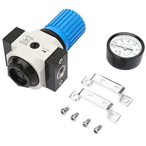 Drukreductieventiel, G1/2 inch luchtfilter regulator LR-1/2 MIDI Air Control compressor manometer overdrukregelaar ventiel G1/2