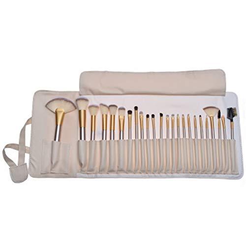 REGAL-HPQ Pinceaux Maquillage Professionnel Pinceau de Maquillage/synthétiques pinceaux Maquillage Brosse à Cheveux/Fibres artificielles pour Le Maquillage Brush/chèvre Brosse,Blanc
