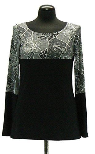 Schnittquelle Damen-Schnittmuster: Shirt Dresden (Gr.46) - Einzelgrößenschnittmuster verfügbar von 36-46