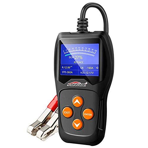 KOUPA Batterietester, Farb-TFT-LED-Bildschirm, unterstützt mehr als zehn Sprachen und verwendet STM32-Chipsatz-Hardware, um eine schnelle und reibungslose Laufgeschwindigkeit zu erreichen