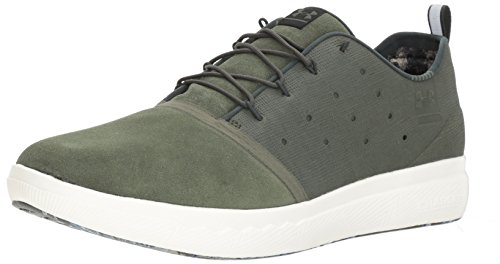 Under Armour Herren Aufgeladen 24/7 Niedrigstwert, Downtown Green (300)/Nordic Green, 39.5 EU