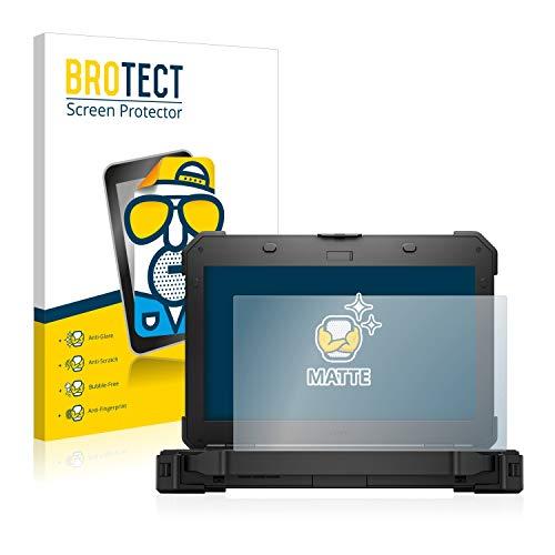 BROTECT Entspiegelungs-Schutzfolie kompatibel mit Dell Latitude 7424 Rugged Extreme Bildschirmschutz-Folie Matt, Anti-Reflex, Anti-Fingerprint