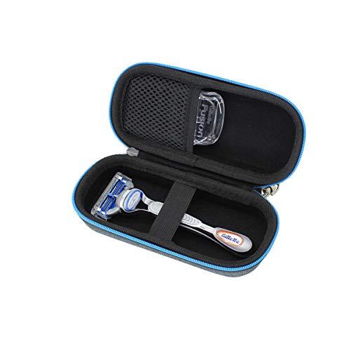 Hart Reise Fall Case Tasche für Gillette SkinGuard Sensitive Rasierer Herren von ESCOCO