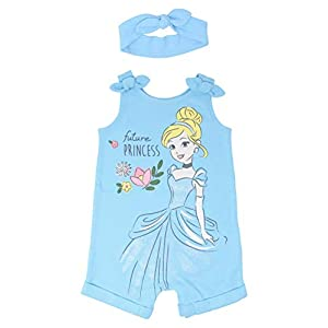 Disney Princess Romper and Headband Set