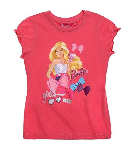 Barbie Chicas Camiseta manga corta - fucsia - 92