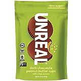 UNREAL Dark Chocolate Crispy Quinoa, Peanut Butter Cups, 3 Bags -  AmazonUs/UNXA0