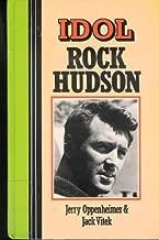 Idol: Rock Hudson (Curley Large Print Books)
