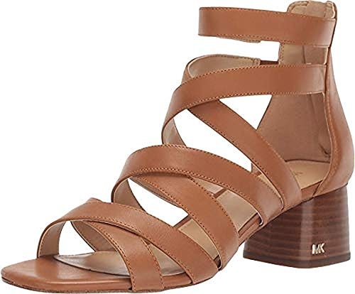 Michael Michael Kors Dixon Single Sole Sandal Acorn 7.5 M