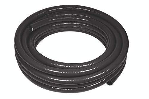 OKU Poolflex Spiralschlauch PVC Ø 50mm Rolle 25m Pool Schlauch Klebeschlauch