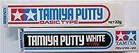 【 タミヤ パテ (ベーシックタイプ)tm053】+【 タミヤパテ (ホワイト)tm095 】 各32g入 /仕上げに合わせて使い分けができる2色のセット