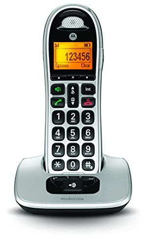 Oferta de Motorola MOT31CD301 - Teléfono Fijo inalámbrico