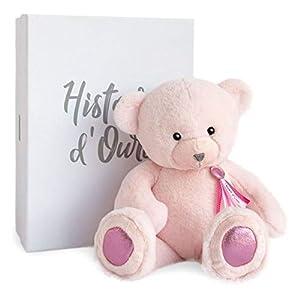 Histoire d'Ours HO2811 - Oso de peluche (40 cm), color rosa