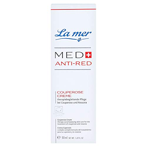 La mer Med Anti Red Couperose Creme 50 ml ohne Parfum