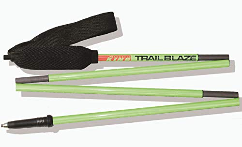 Mountain King Trail Blaze Skyrunner - Bastones de Carbono Ultra, 110 cm