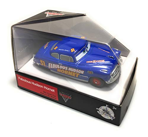 Fabulous Hudson Hornet Disney Cars 3 Exclusive DieCast 1:43 Scale