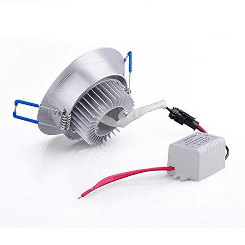 Envisioni Spot LED plafonnier création d'atmosphère Chaude 85-265V 9w