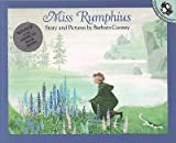 MISS RUMPHIUS By BARBARA COONEY Puffin Books 1982 20th Trade Paperback