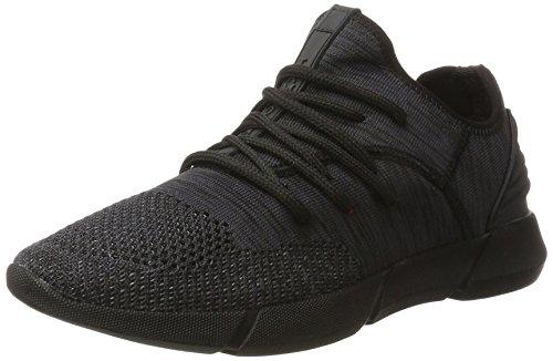 Tamboga Herren G-60 Sneaker, Schwarz (Schwarz), 43 EU